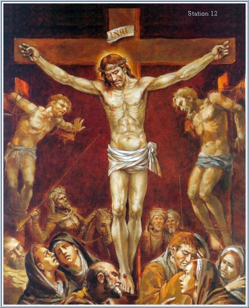 easter and passion of jesus christ
