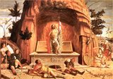 The Resurrection by Mantegna, 1460
