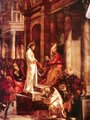 Christ Before Pilate by Tintoretto, 1566